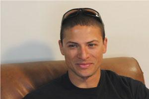 Rigo Flores, Hotshot Lead Firefighter