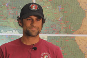 Adam Hernandez, Hotshot Captain