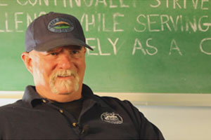 Ken Jordan, Retired Hotshot Superintendent