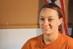 Stephanie Rogers, Hotshot Crewmember