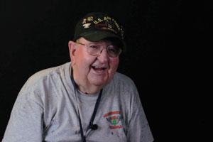 Robert Hough, Former Smokejumper (NCSB '51)