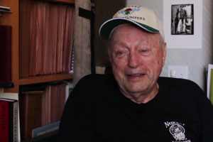 Ronald Stephens, Former Smokejumper (MSO '46)